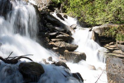 Umbalfälle 2018 Wandern in Osttirol