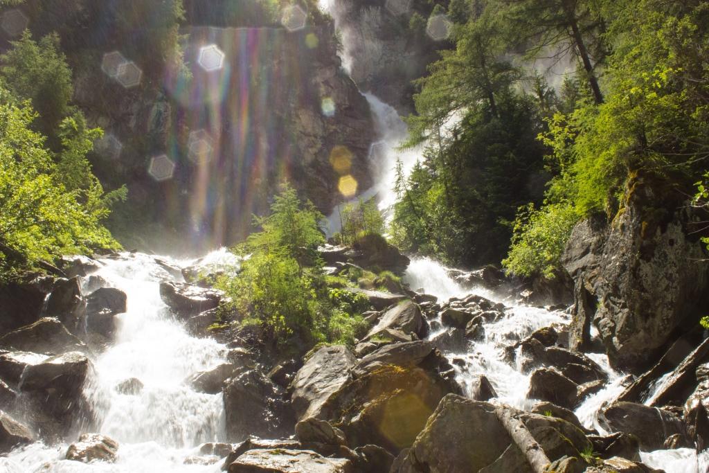 Wasserfälle Osttirol Umbalfälle