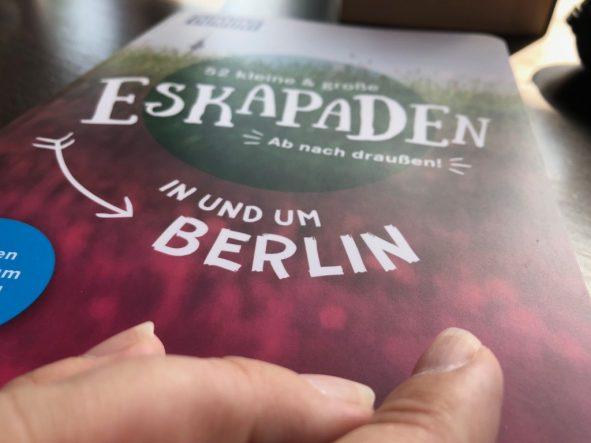 Buchvorstellung: 52 kleine & große Eskapaden in und um Berlin