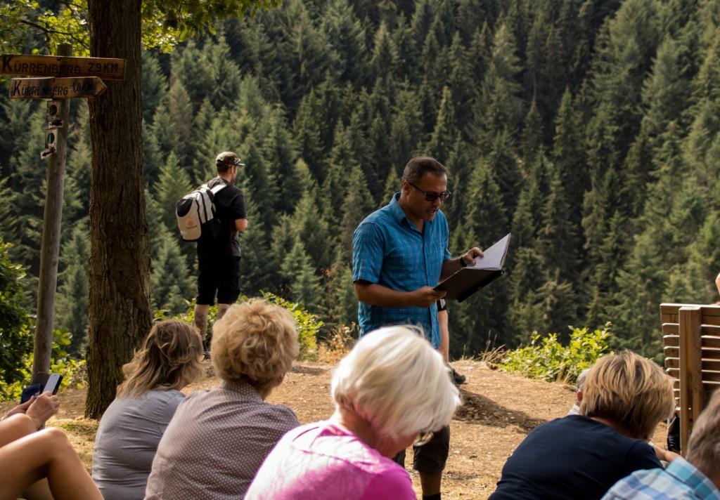 Literarische Wanderung Traumpfädchen Eifeltraum