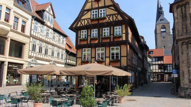 Quedlinburger Innenstadt-Impression