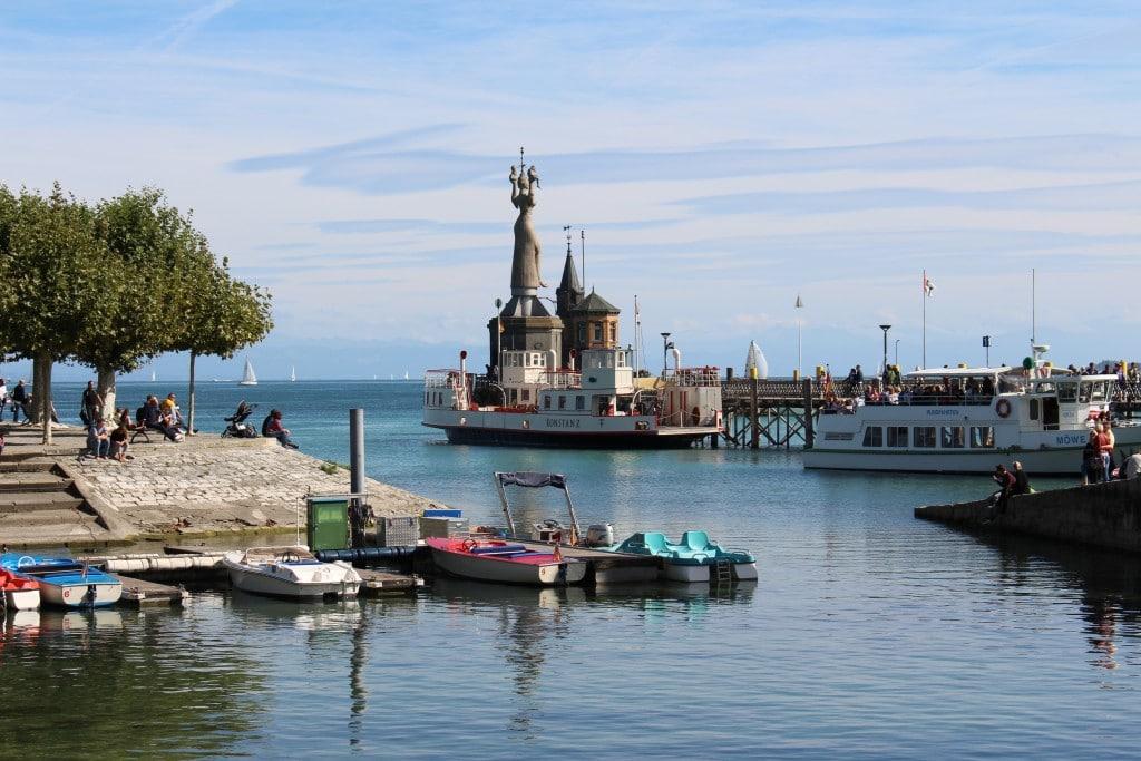 Kontanz - Hafen