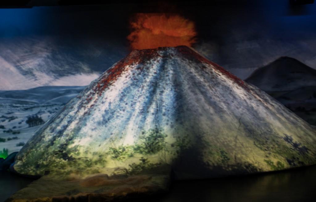 Lavadome Mendig Vulkanmuseum