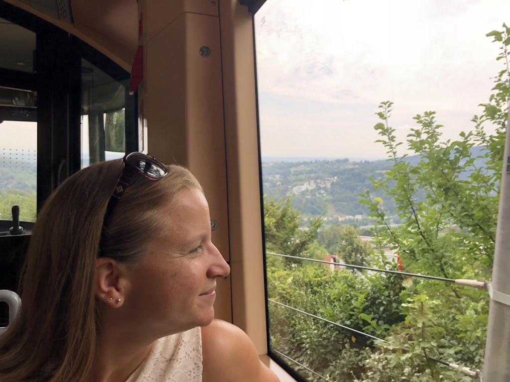 Mit dem Nachtzug nach Linz. Eine nachhaltige Reise nach Österreich.