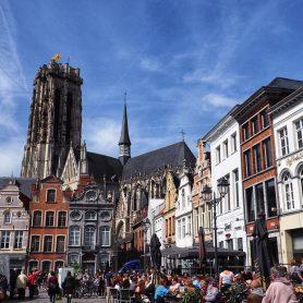 Mechelen Marktplatz