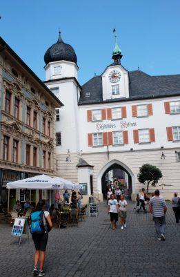Hopfen, Salz und Kultur - Die Wasserradlwege in Oberbayern