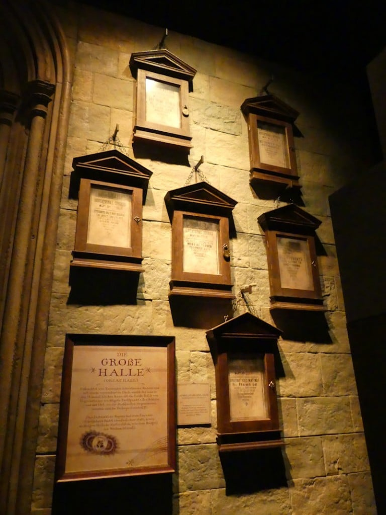 Harry Potter™: The Exhibition in Berlin. Die Ausstellung für alle Zauberlehrlinge!