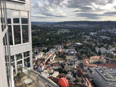 Die Welt von oben - Hochhäuser