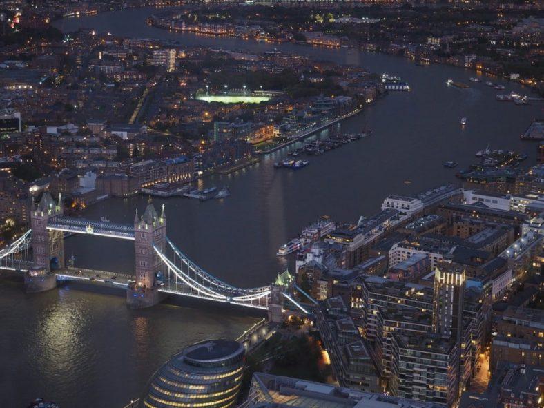So schön ist London