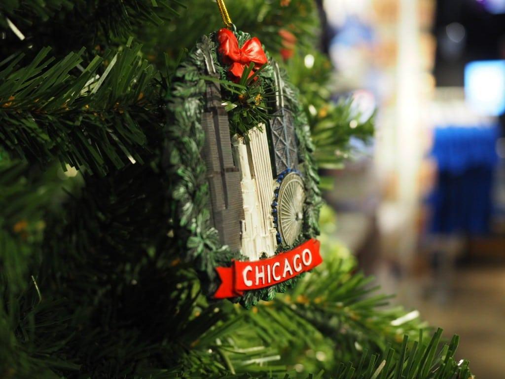 Weihnachtszeit in Chicago – amerikanische Weihnachten in Windy City