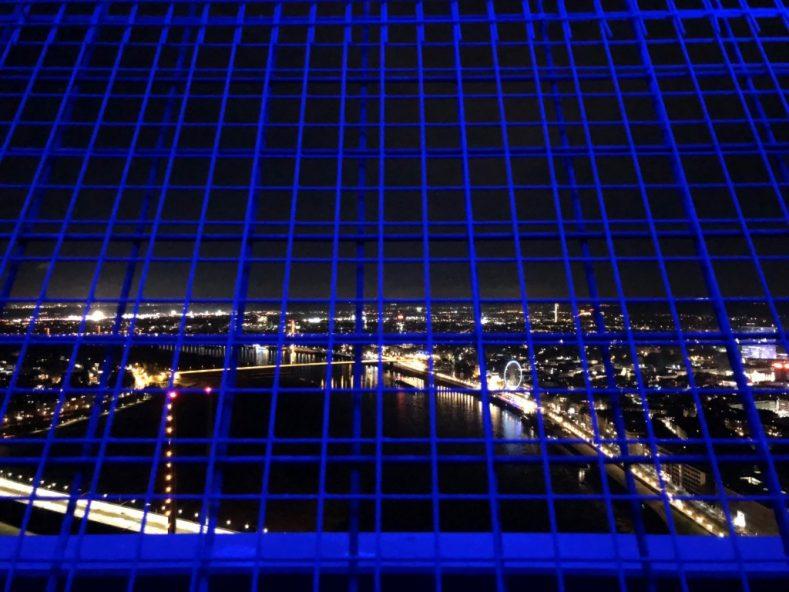 Düsseldorfer Aussichten für mobile Auszeiten - ein etwas anderer Besuch in der Rheinmetropole