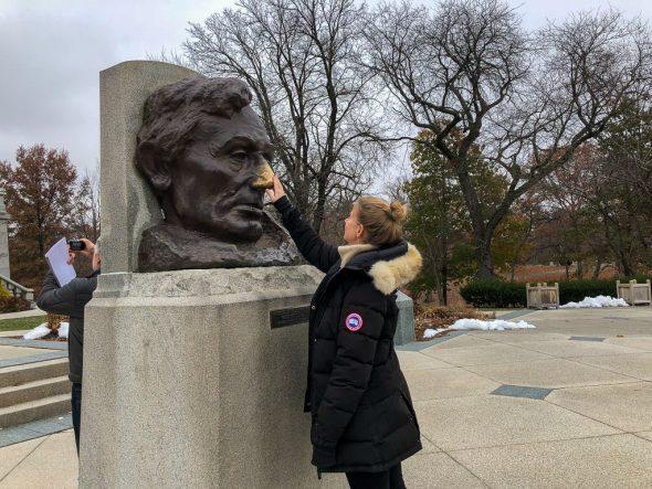 Eine Zeitreise in Springfield auf den Spuren von Abraham Lincoln