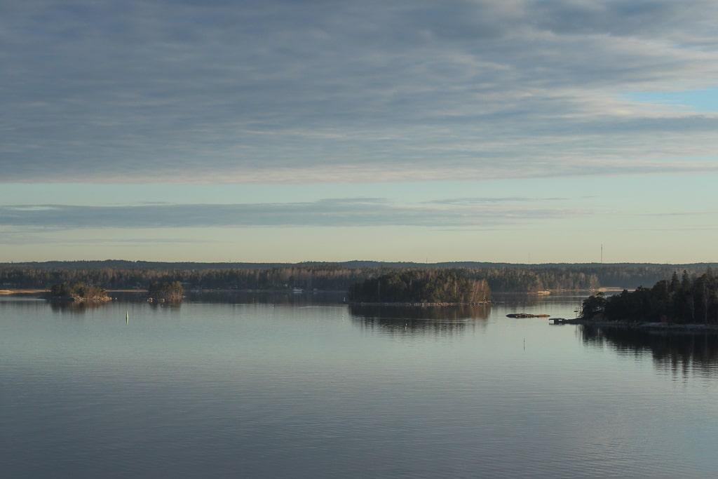 Janetts Challenge: Koskikellujat (Riverfloating) in Finnland.