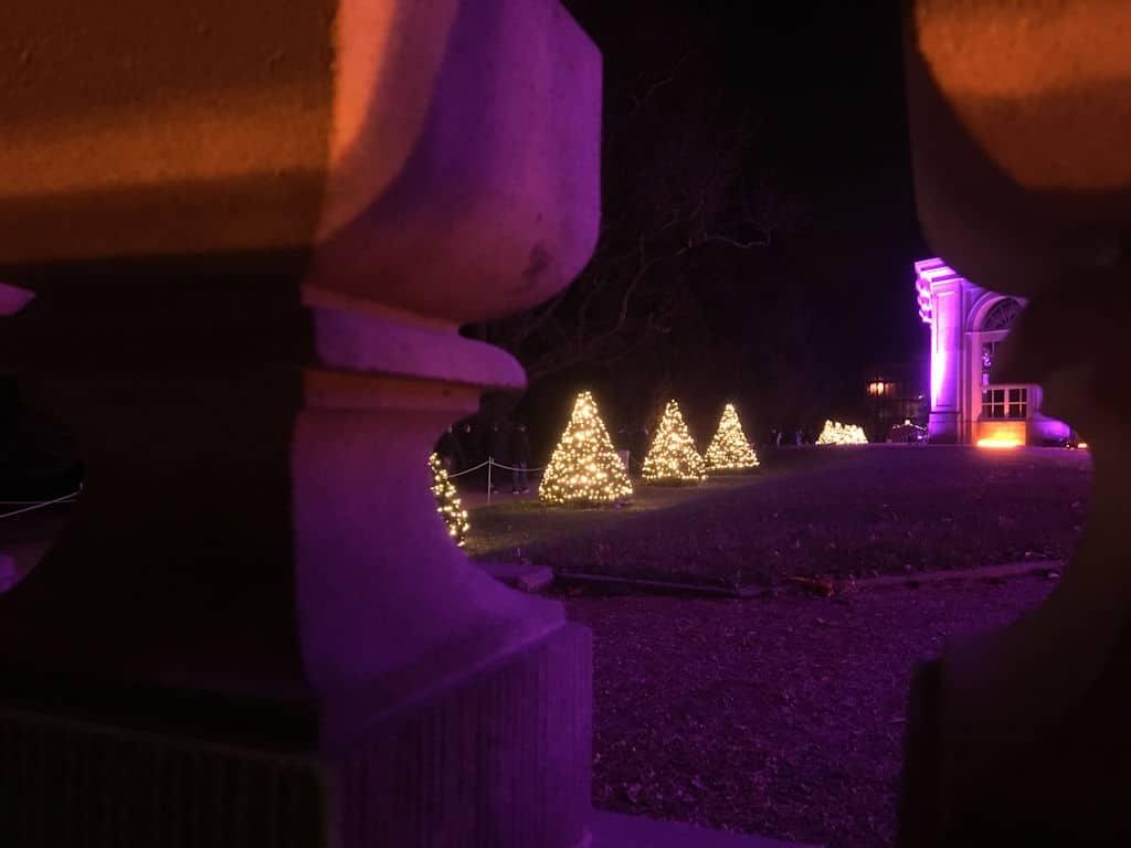 Verzaubertes Schloss Pillnitz: Unser Ausflug zum Christmas Garden Dresden