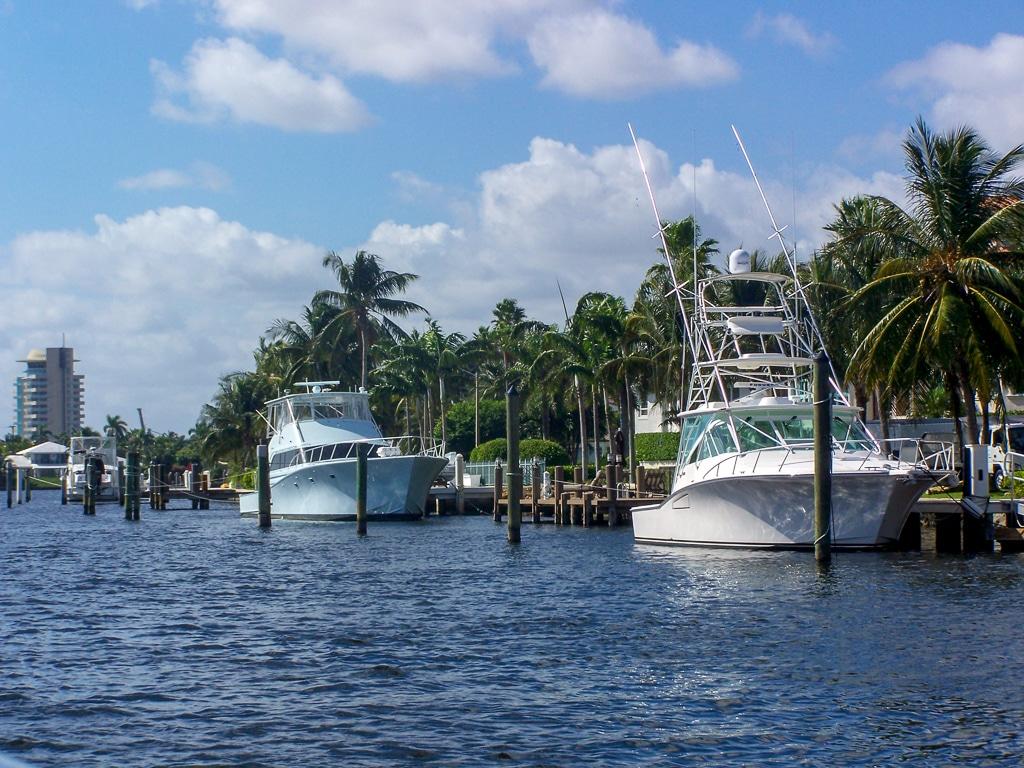 Fort Lauderdale - 24 Stunden im Venedig Floridas