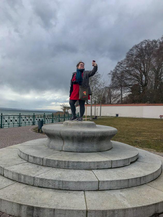 Ein Mädelswochenende (im Winter) in Friedrichshafen