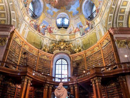Sehenswerte Büchereien und Bibliotheken in aller Welt