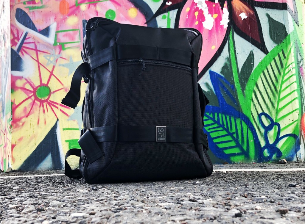Mein Business-Backpack für Kurzreisen - der Chrome Macheto Travel Pack