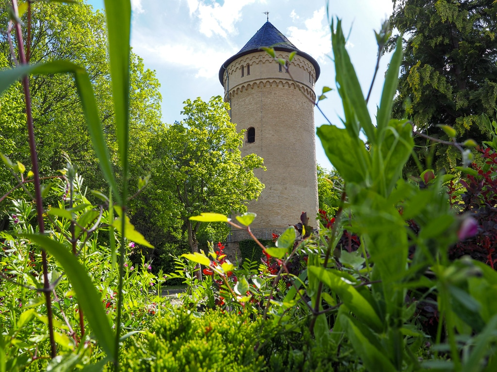 Bergfried Schloss Osterstein Gera