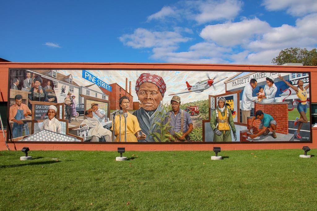 Cambridge, Maryland: Wo amerikanische Geschichte Tradition trifft.