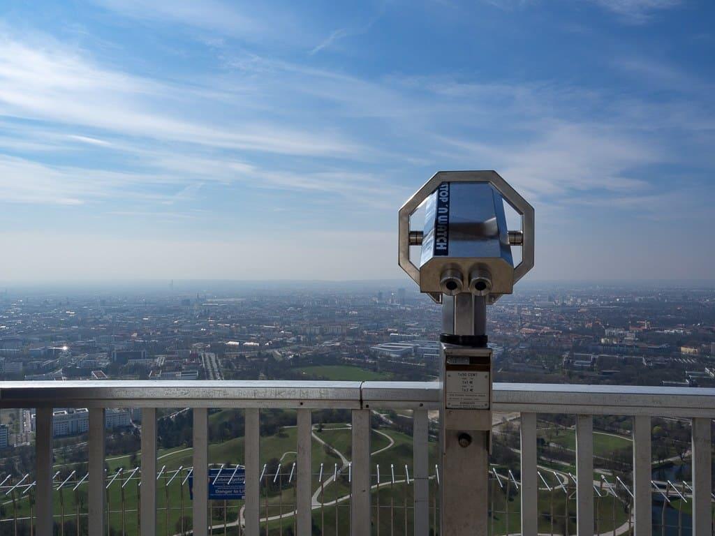 Olympiapark München - Olympiaturm
