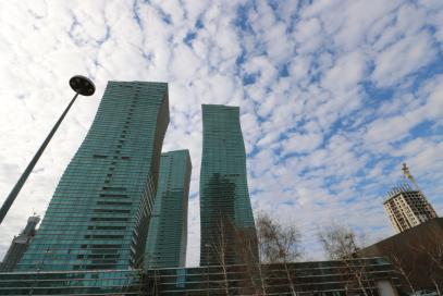 Ein Stopover in Nursultan/Astana