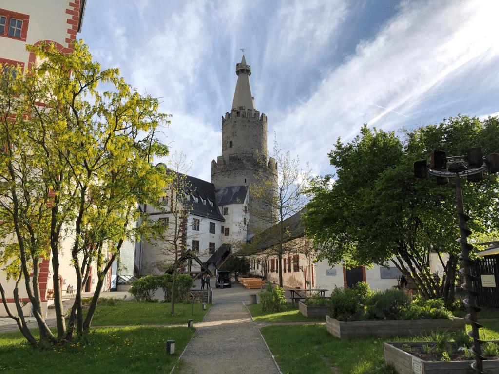 Osterburg von Weida