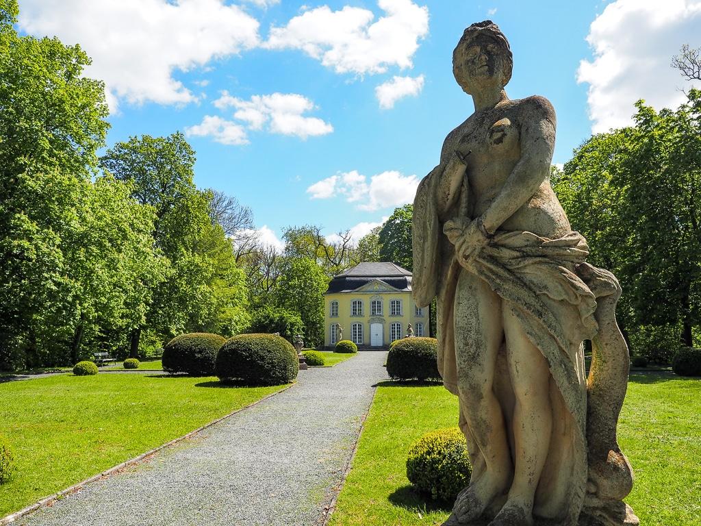 Lustschloss auf Schloss Burgk