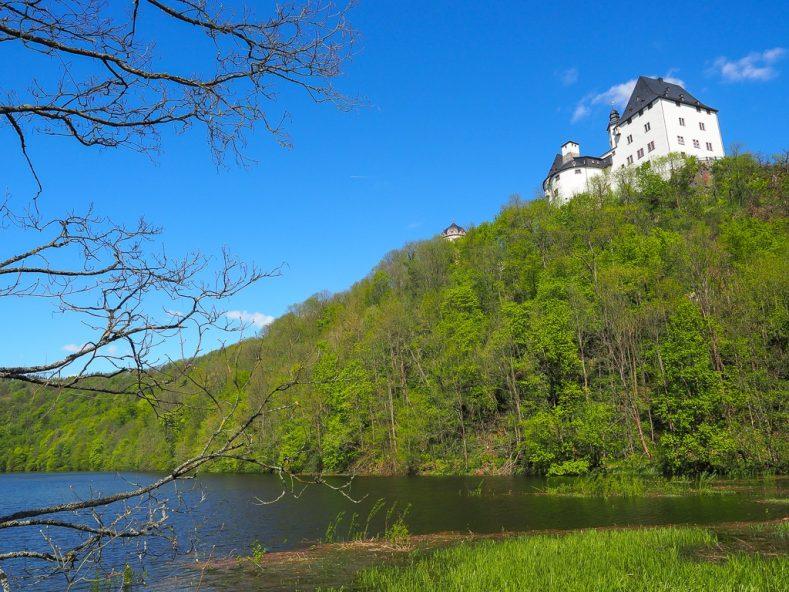 Eine Zeitreise durchs Thüringer Vogtland. Von Gera über Weida nach Schleiz