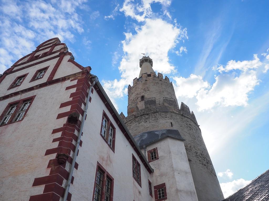 Weida Osterburg