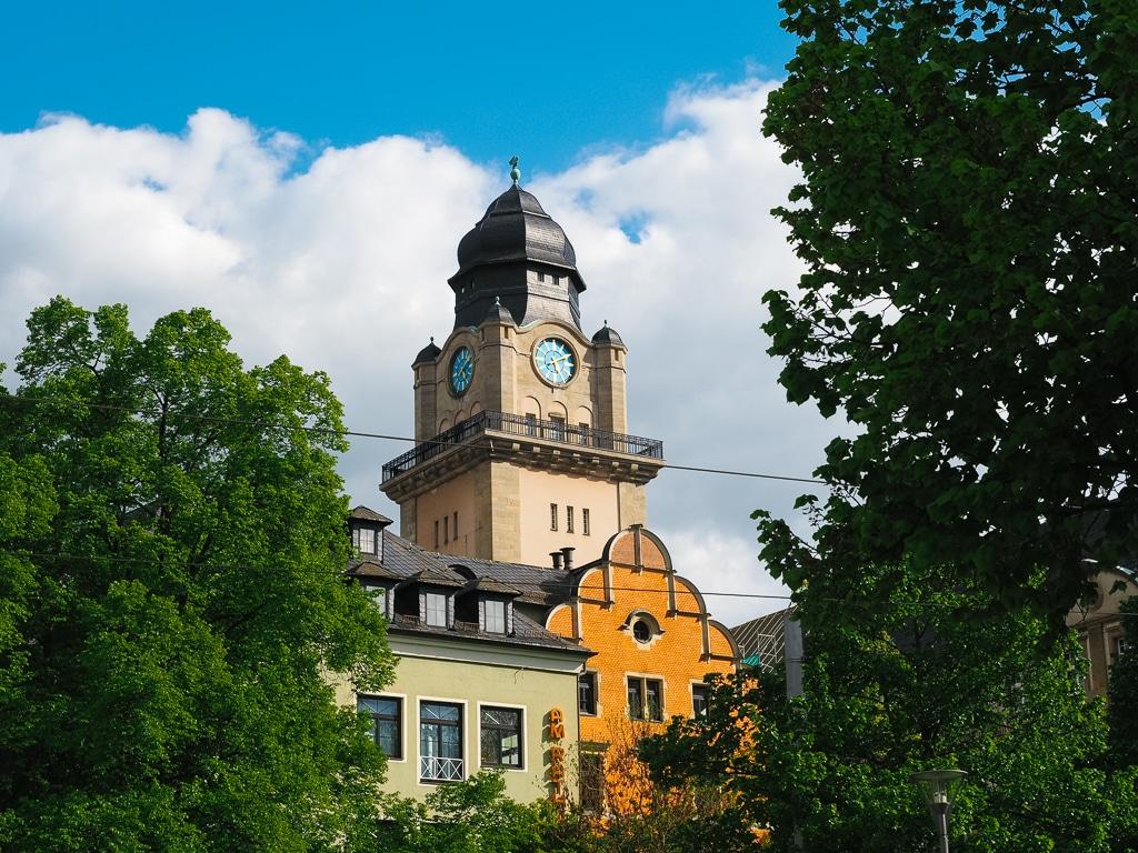 Plauen -  Eine Zeitreise auf dem Kulturweg der Vögte