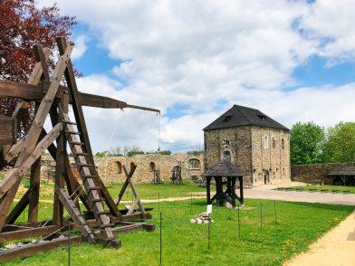 Eine Zeitreise in Cheb - Mit der Vogtlandbahn ins böhmische Vogtland