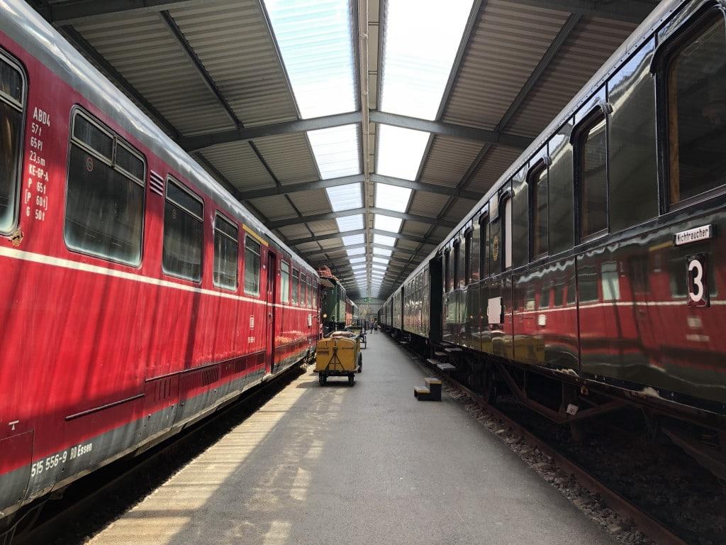 Spannende Eisenbahnmuseen in Europa - auf den Spuren von Dampflok und Schienenbus