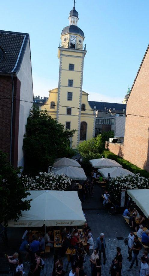 Altbier - Genuss in den Hausbrauereien der Düsseldorfer Altstadt