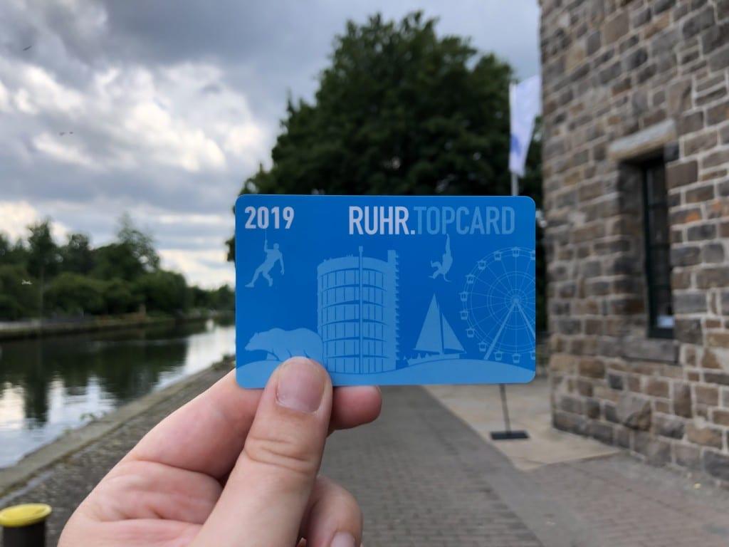 Mit der Ruhrtopcard an der Ruhr entlang. Ein Wochenende im Ruhrgebiet!