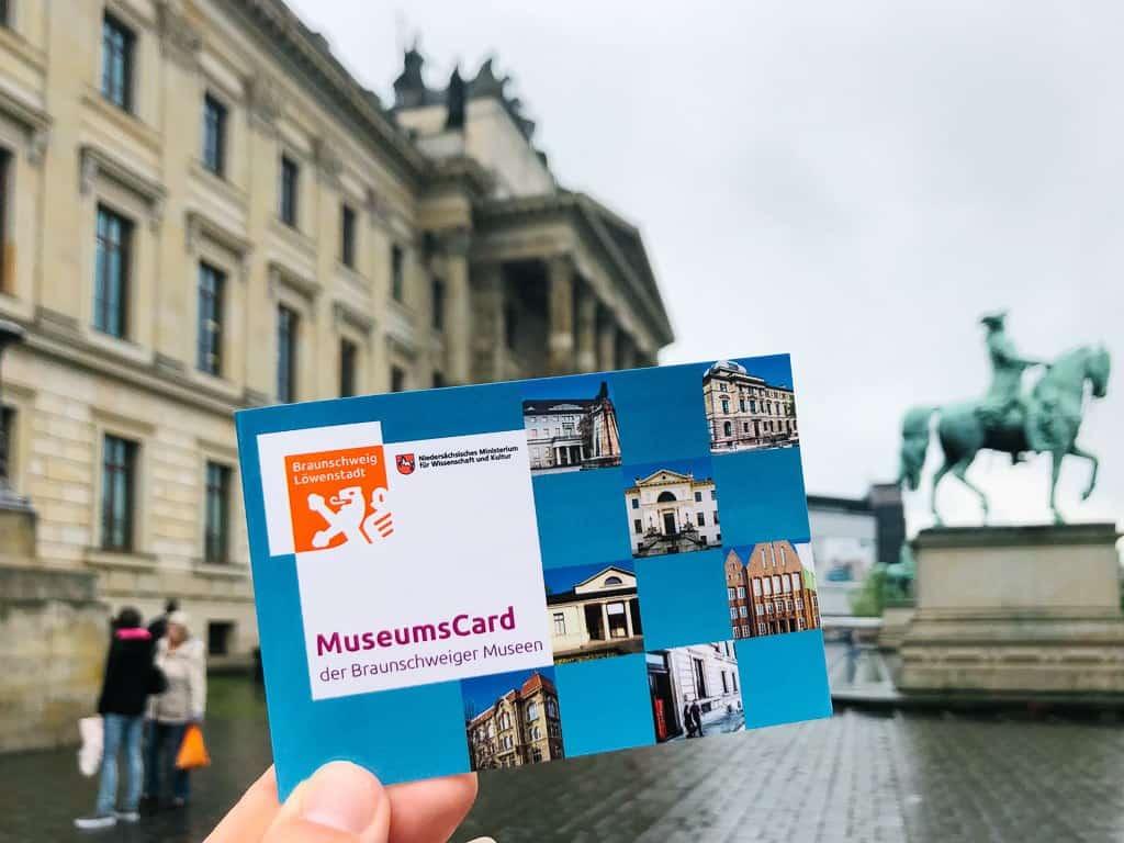 Schlechtwetteralternative Museumscard