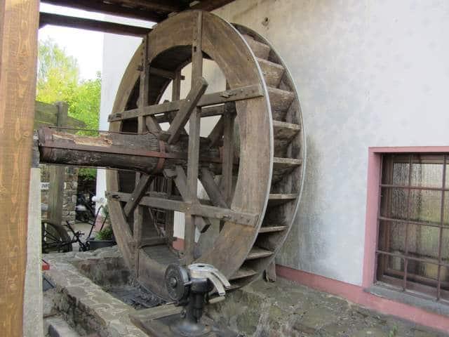 Ein Nacht im Fachwerkhotel - Mühlenerlebnisse in der Eifel.