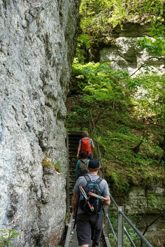 Wandern auf der Schwäbischen Alb - Von Traufgängen und Ausblicken