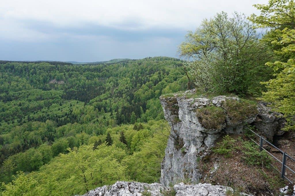 Wandern auf der Schwäbischen Alb – Von Traufgängen und Ausblicken