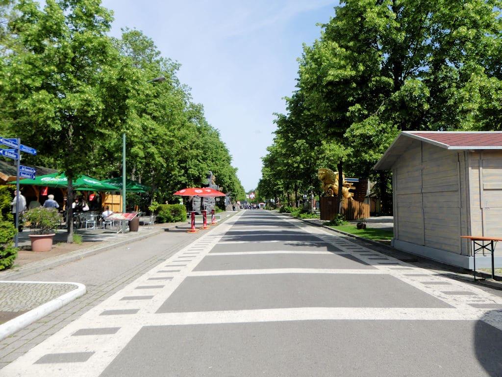 Filmpark Babelsberg - grosse Strasse