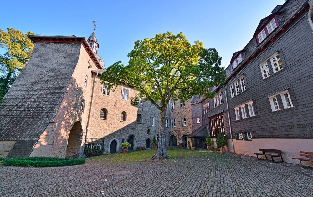Siegen Oberes Schloss