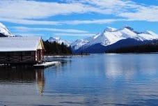 Winter in Kanada: Albertas Schnee-Landschaften rund um Edmonton und Jasper