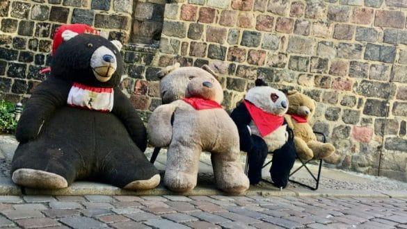 Hotels in Berlin nicht nur für Bären