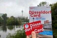 Lohnt sich die DüsseldorfCard?