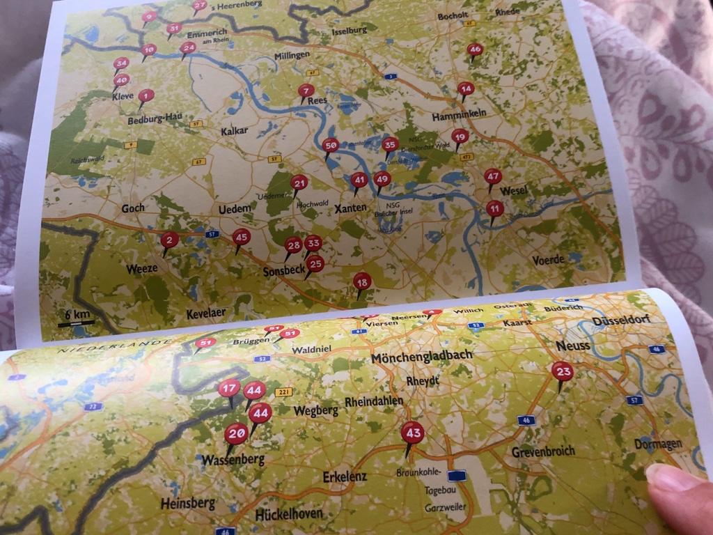 Buchvorstellung: 52 kleine & große Eskapaden am Niederrhein