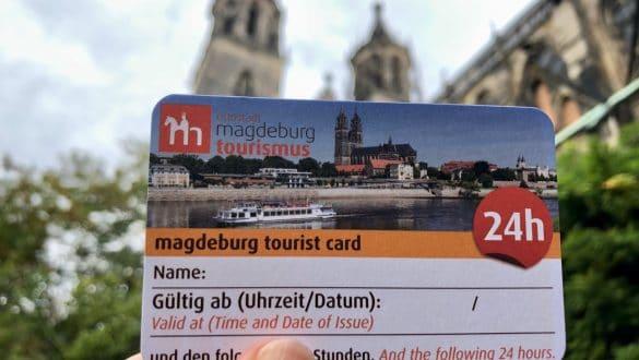 Lohnt sich die Magdeburg Tourist Card?
