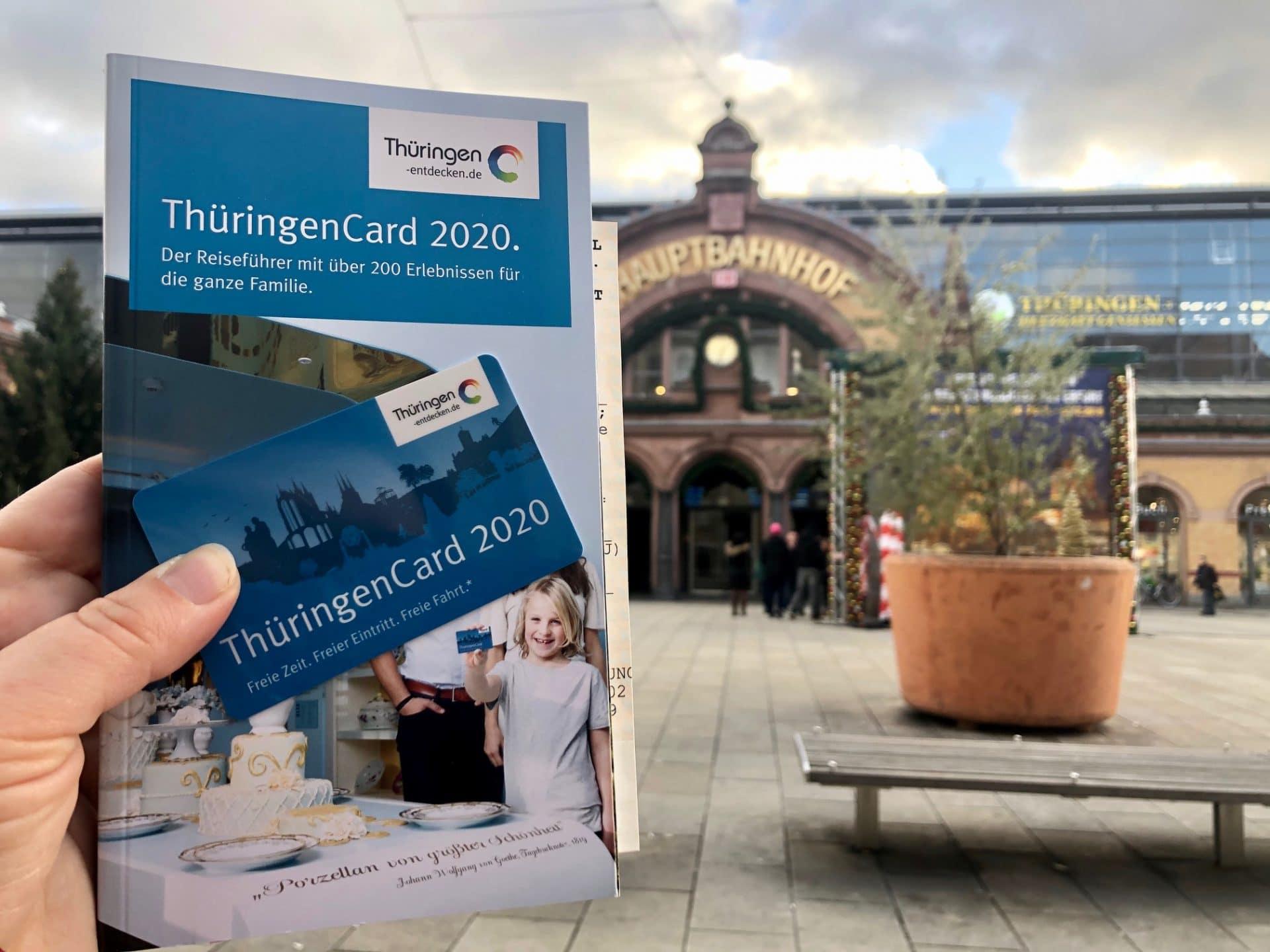 Lohnt sich die ThüringenCard?
