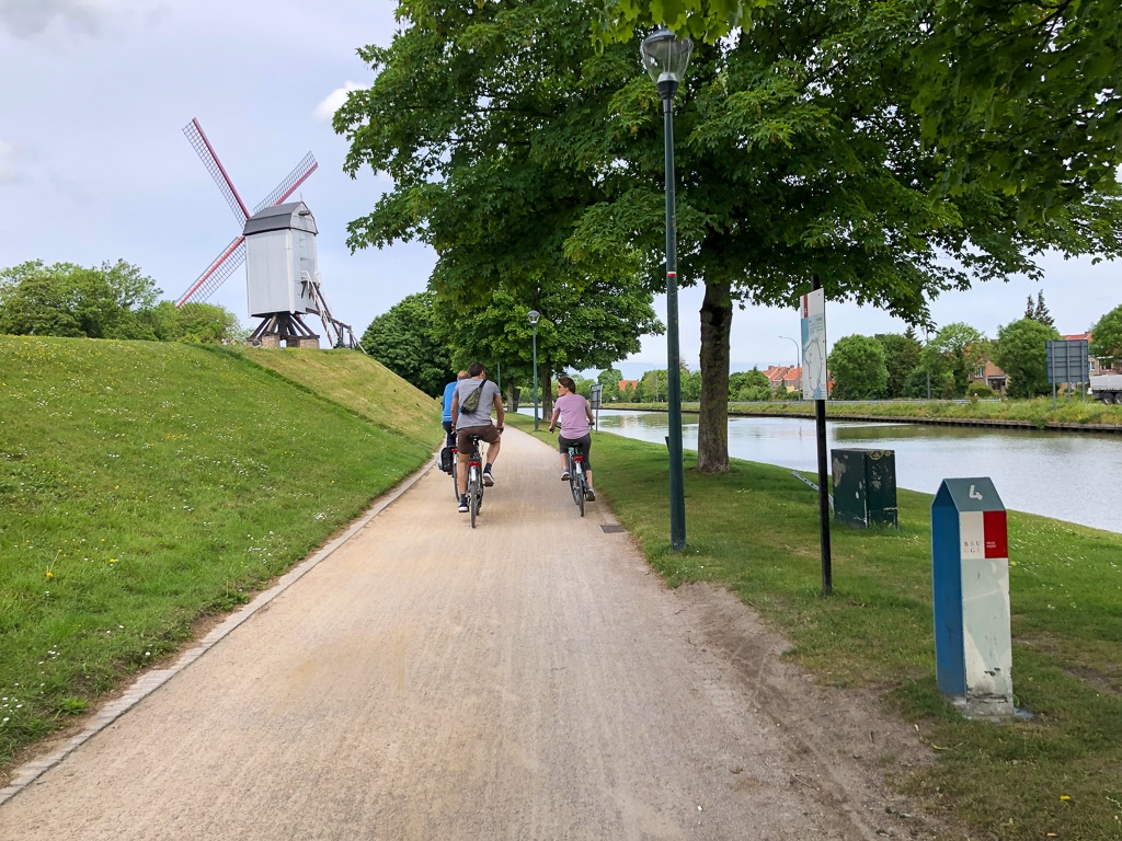 6 entspannte Orte in Brügge