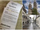 Lohnt sich die Zürich CARD?