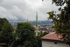 Ein Kurztrip nach Zürich